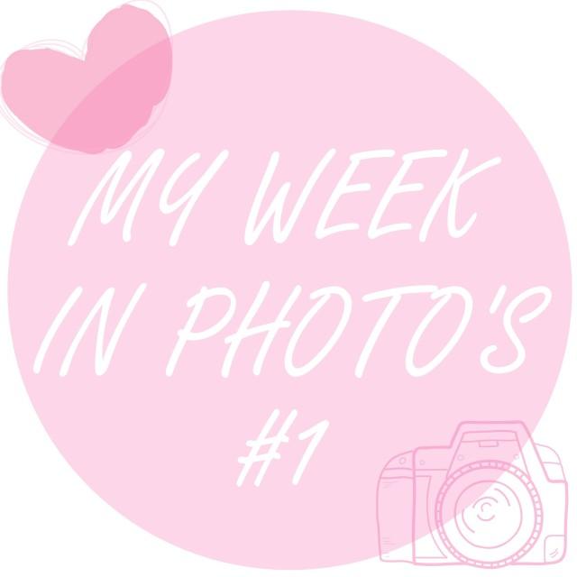 wEEK 1 FOTO